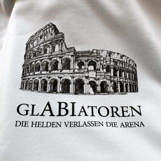Are you not entertained? Are you not entertained? Is this not why you are here?  #maximus #gladiators #früheroderspäter #abi #gplnt #textilveredelung #abschluss #abschlusspulli #vegan #hoodie #stickvollerabschied #giplant