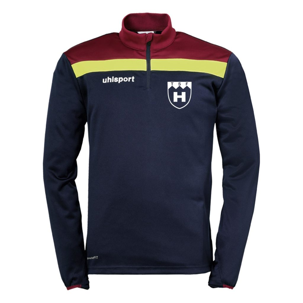 TSF Offence 23 1/4 Zip Kids