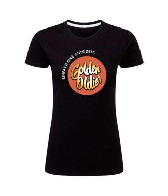 Ladies' GO T-Shirt Ära Black