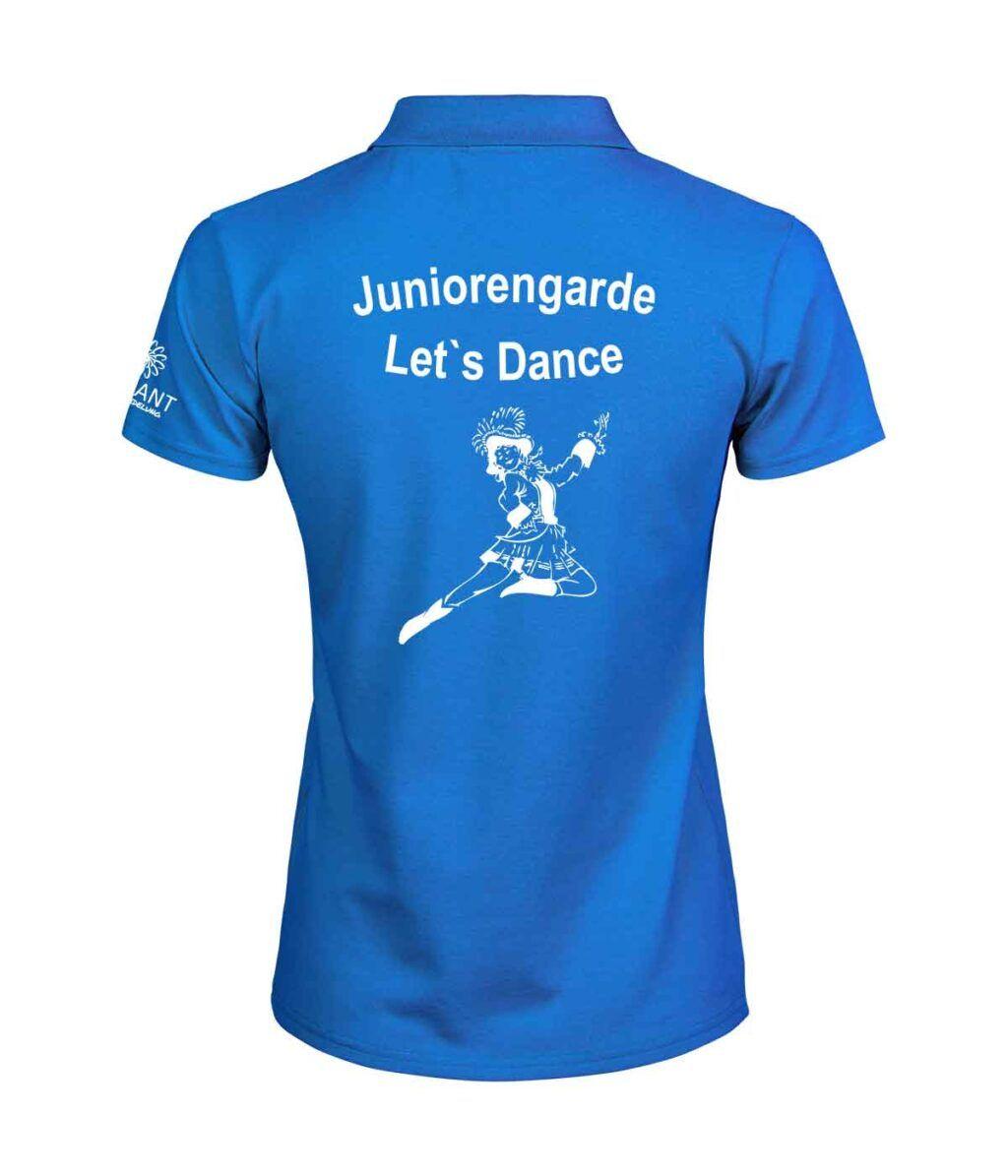 CVL Junioren Polo Shirt Damen